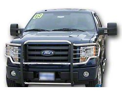 Grille Guard; Stainless Steel (09-14 F-150, Excluding Raptor)