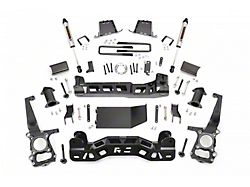 Rough Country 6-Inch Suspension Lift Kit with V2 Monotube Shocks (09-10 4WD F-150)