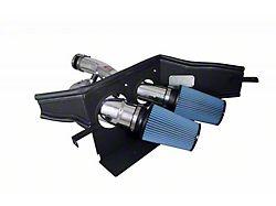 Injen Power-Flow Cold Air Intake; Polished (17-20 F-150 Raptor)