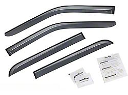 Goodyear Shatterproof Tape-On Window Deflectors (15-20 F-150 SuperCrew)