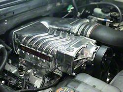 Whipple W175AX 2.9L Supercharger Racer Kit; Black (01-03 F-150 Lightning)