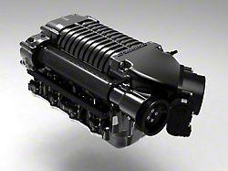 Whipple W185RF 3.0L Intercooled Supercharger Kit; Black; Stage 1 (18-20 5.0L F-150)