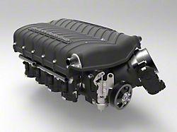 Whipple W185RF 3.0L Intercooled Supercharger Kit; Black; Stage 2 (15-17 5.0L F-150)