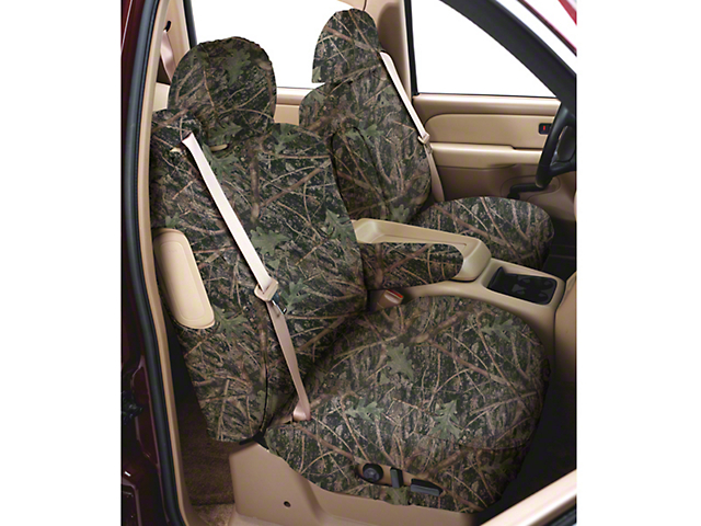 Covercraft Seat Saver Conceal Green Camo - Front Bucket/Captains Chairs (97-03)