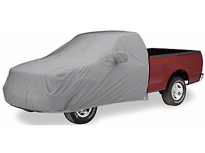 Covercraft Cab Area Forward Cover (04-08 SuperCab, SuperCrew w/ 5.5 ft. Bed)