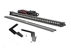 Rough Country 30-Inch Black Series White DRL Cree LED Bumper Kit (16-21 Tacoma)