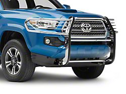 Barricade Brush Guard; Stainless Steel (16-21 Tacoma)