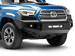 Barricade HD Front Bumper w/ LED Fog Lights & 20 in. Dual Row LED Light Bar (16-19 Tacoma)