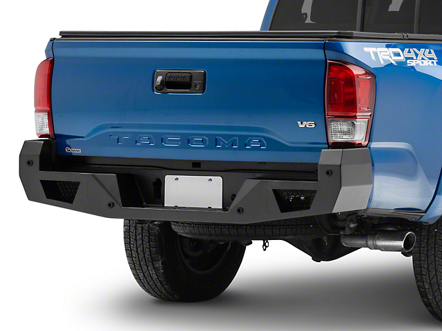 Barricade HD Rear Bumper (16-19 Tacoma)