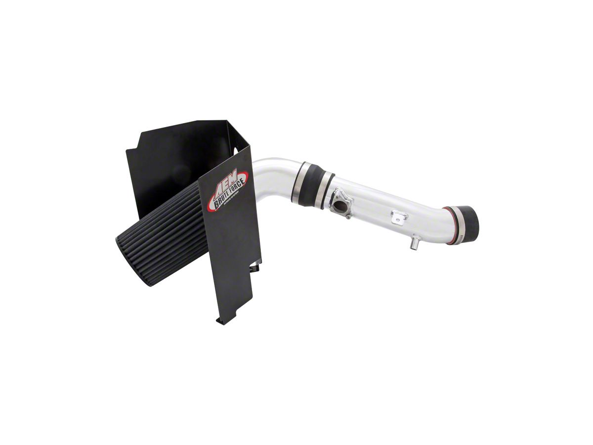 For Tacoma 05-15 Polished Synthetic Cold Air Intake