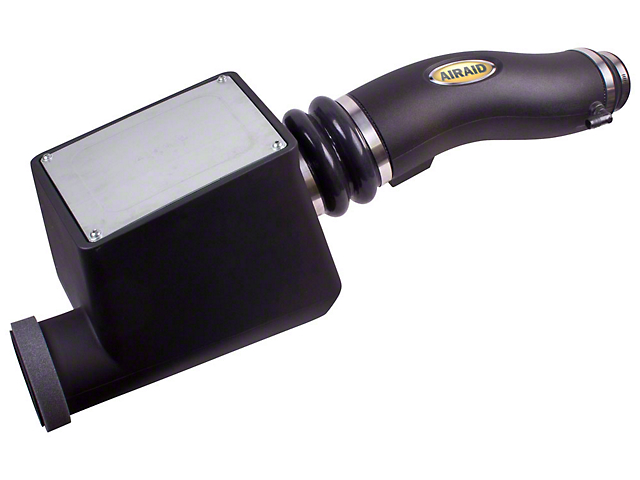 Airaid MXP Series Cold Air Intake with Red SynthaFlow Oiled Filter (16-21 3.5L Tacoma)