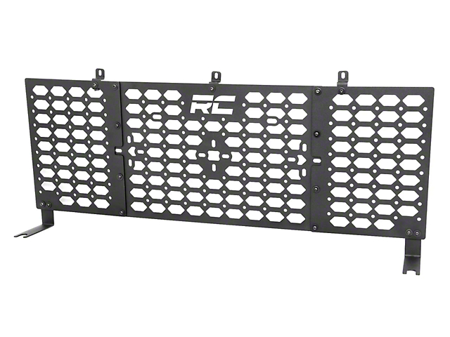 Rough Country Modular Bed Mounting System; Cab Side (05-21 Tacoma)