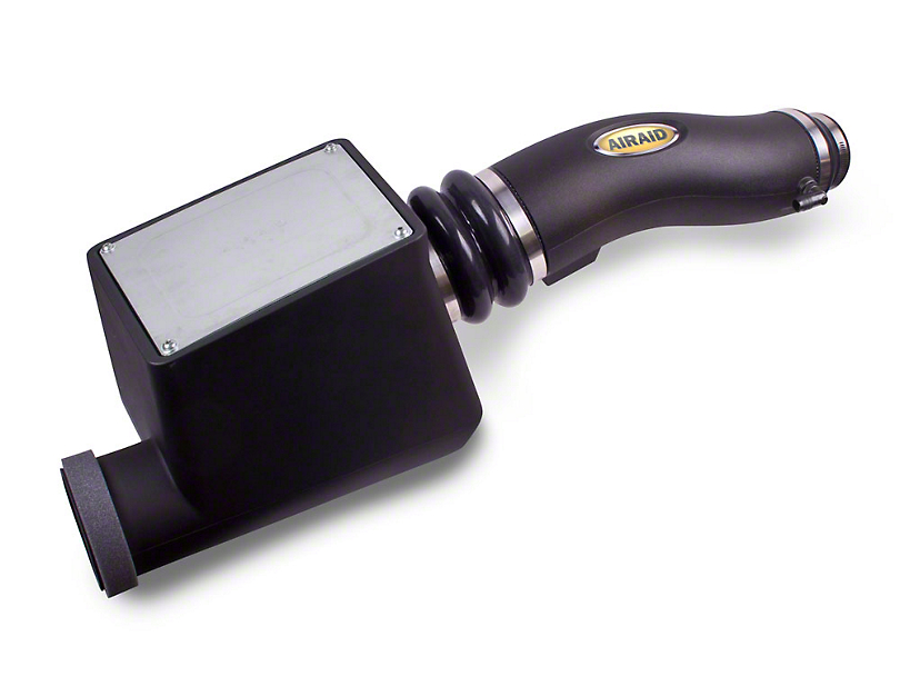 Airaid MXP Series Cold Air Intake w/ Red SynthaMax Dry Filter (05-11 4.0L Tacoma)