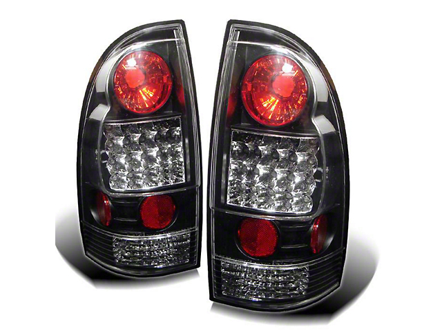 Black LED Tail Lights (05-15 Tacoma)
