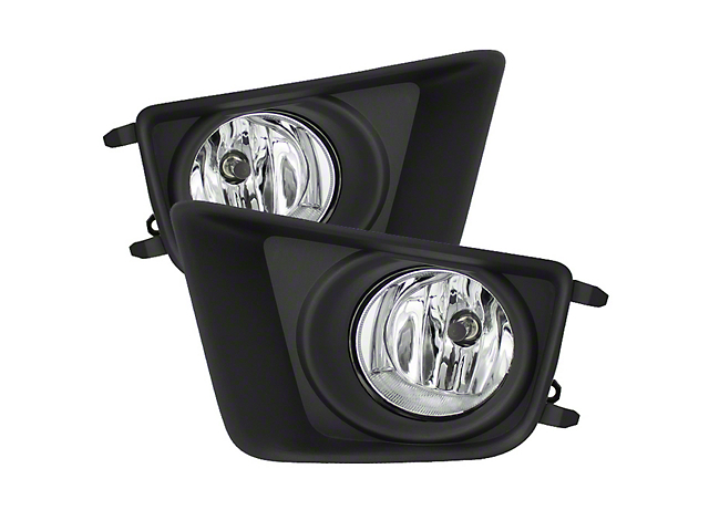 OEM Style Fog Lights with Switch - Clear (12-15 Tacoma)