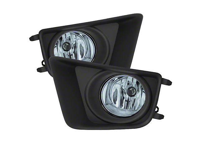 OEM Style Fog Lights with Switch - Smoked (12-15 Tacoma)
