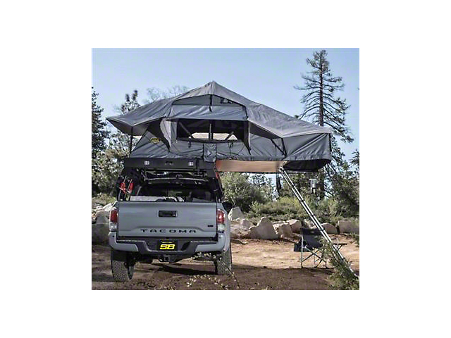 Smittybilt Overlander GEN2 Roof Top Tent; XL (Universal Fitment)