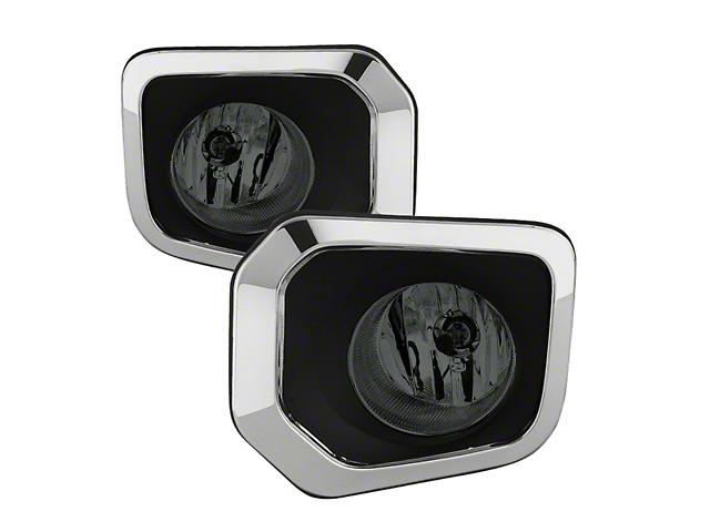 Axial Smoked OE Style Fog Lights (16-19 Tacoma)