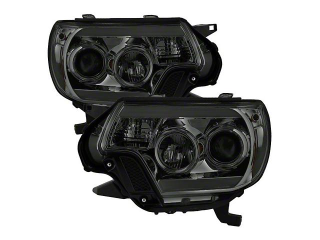 Axial Smoke Projector Headlights w/ Daytime Running Light (12-15 Tacoma)