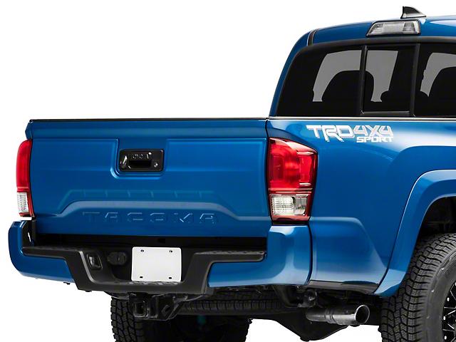 Air Design Tailgate Applique; Unpainted (16-21 Tacoma)