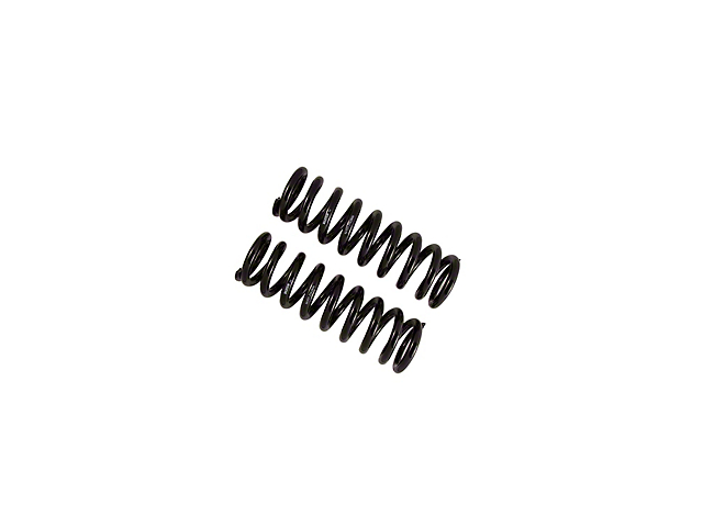 Bilstein B12 Special Series Front Coil Springs for Bilstein Shocks (05-21 Tacoma)