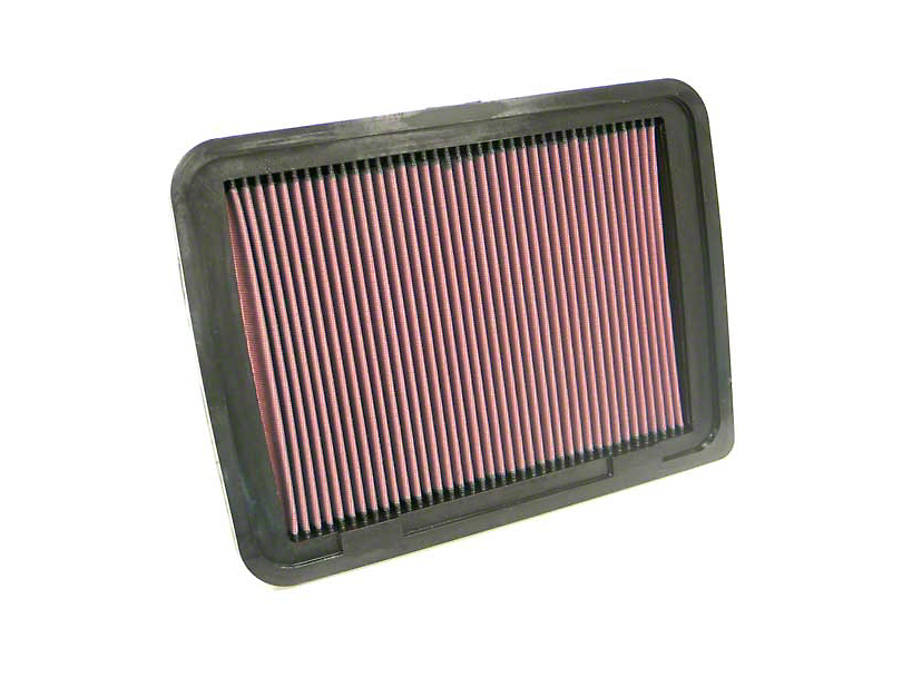 K&N Drop-In Replacement Air Filter (05-20 2.7L Tacoma)