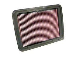 K&N Drop-In Replacement Air Filter (05-21 2.7L Tacoma)