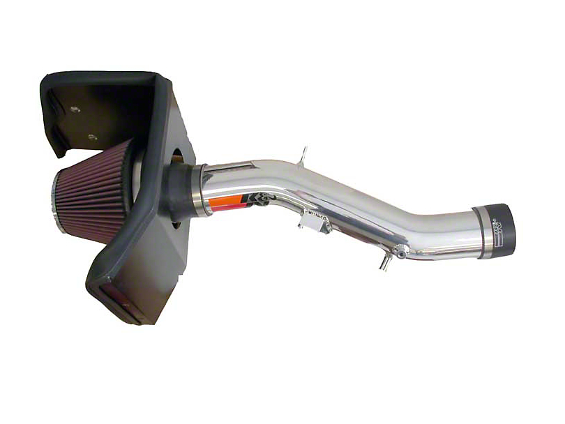 K&N Series 77 High Flow Performance Cold Air Intake (05-11 4.0L Tacoma)
