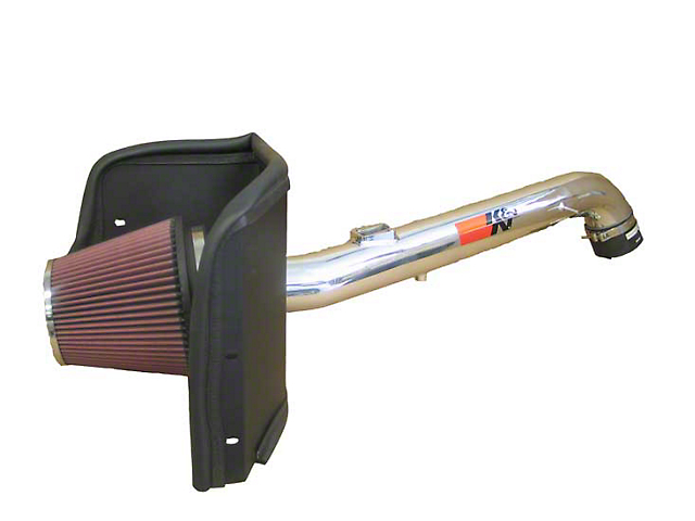 K&N Series 77 High Flow Performance Cold Air Intake (05-20 2.7L Tacoma)