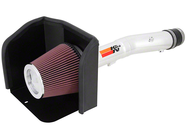 K&N Series 77 High Flow Performance Cold Air Intake (12-15 4.0L Tacoma)