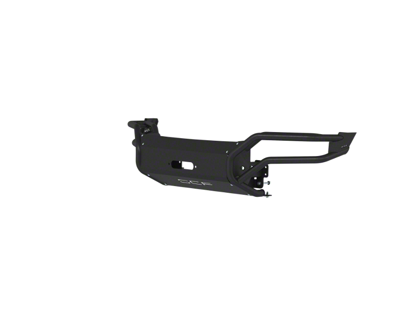 Off Camber Fabrications by MBRP Winch Front Bumper (16-20 Tacoma)