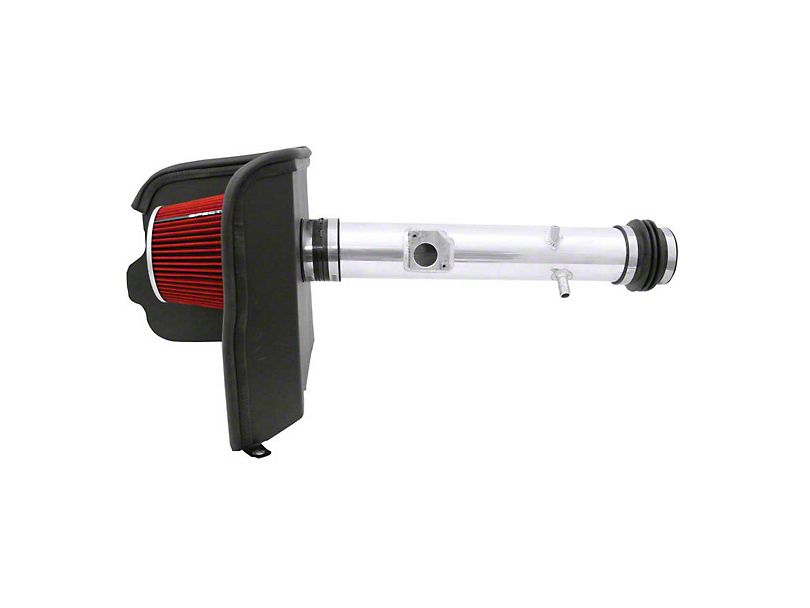 Spectre Performance Cold Air Intake - Polished (05-11 4.0L Tacoma)