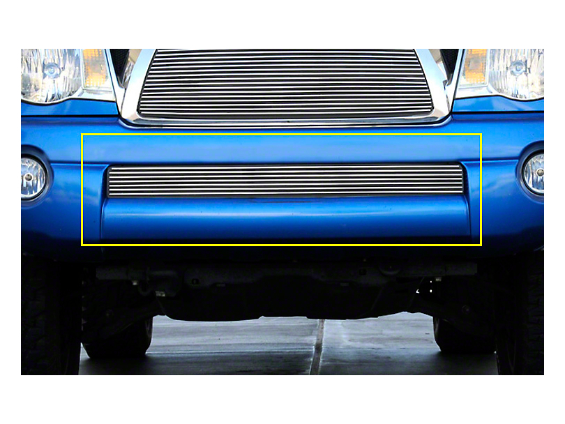 T-REX Billet Series Lower Grille Insert - Polished (2011 Tacoma)