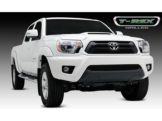 T-REX Upper Class Series Upper Overlay Grille - Black (12-15 Tacoma)