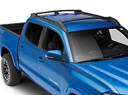 RedRock 4x4 OEM Style Cross-Bar Roof Rack (05-21 Tacoma Double Cab)