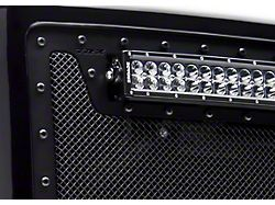T-REX Grilles Stealth X-Metal Series Lower Overlay Grille; Black (12-15 Tacoma)