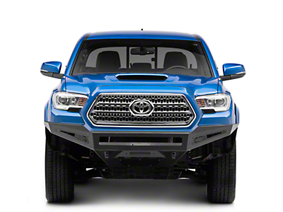 Addictive Desert Designs HoneyBadger Winch Front Bumper (16-19 Tacoma)