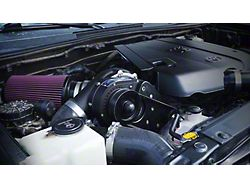 Procharger High Output Intercooled Supercharger Tuner Kit with D-1SC; Black Finish (05-15 4.0L Tacoma)