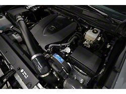 Procharger High Output Intercooled Supercharger Tuner Kit with D-1SC; Black Finish (16-21 3.5L Tacoma)