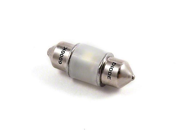 Diode Dynamics Cool White LED Map Light Bulb; 29mm HP6 (16-21 Tacoma)