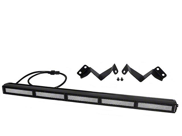 Diode Dynamics SS30 Stealth LED Light Bar Kit; White Flood (16-21 Tacoma)