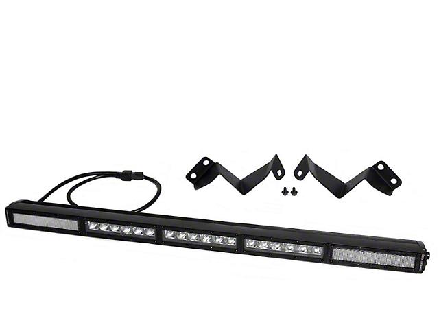 Diode Dynamics SS30 Stealth LED Light Bar Kit; White Combo (16-21 Tacoma)