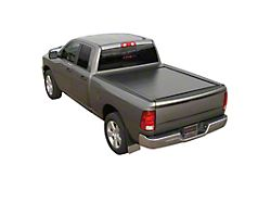 Pace Edwards BedLocker Retractable Bed Cover; Matte Black (05-15 Tacoma w/ 5-Foot Bed)