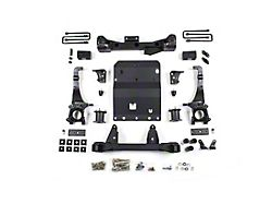 Zone Offroad 4-Inch Suspension Lift Kit with Nitro Shocks (16-21 4WD Tacoma, Excluding TRD Pro)