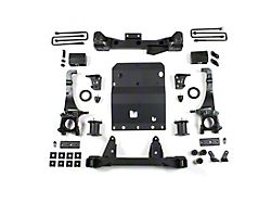 Zone Offroad 6-Inch Suspension Lift Kit with Fox Shocks (16-21 4WD Tacoma, Excluding TRD Pro)