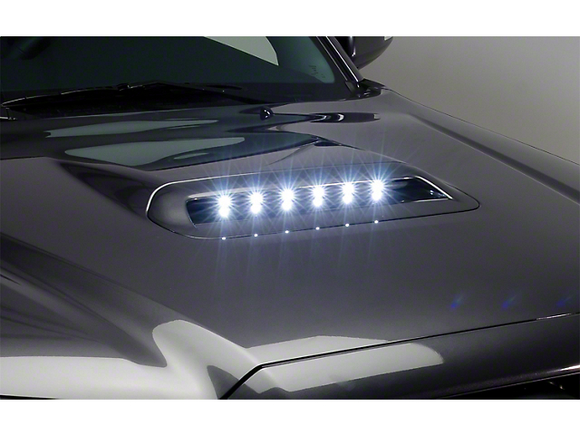 Putco LED Hood Accents (12-13 Tacoma)