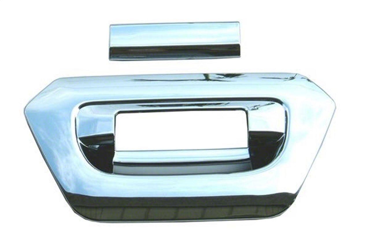 Toyota Tacoma Chrome Door Handle Cover Chrome Tailgate Cover 05-13 Triple Chrome