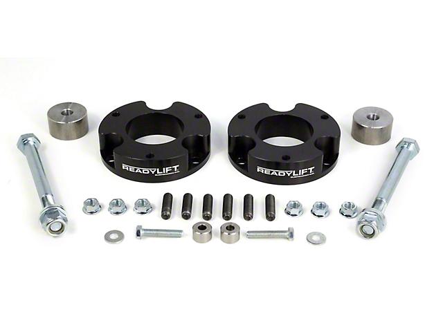 ReadyLIFT 2 in. T6 Billet Aluminum Leveling Kit (05-19 6-Lug Tacoma)