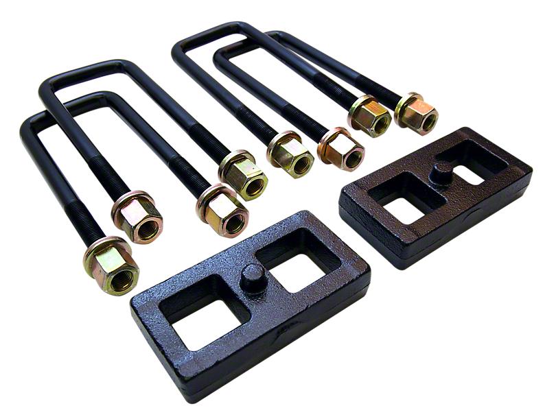 ReadyLIFT 1-Inch Rear Block Lift Kit (05-20 Tacoma)
