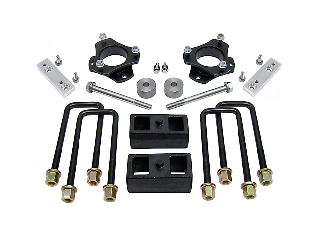 ReadyLIFT 3 in. Front / 2 in. Rear SST Lift Kit (05-20 6-Lug Tacoma)